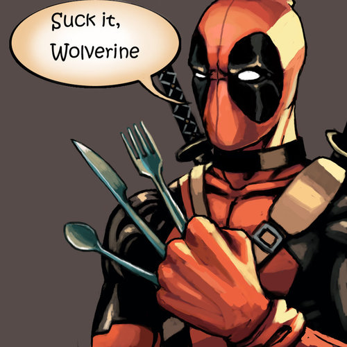 Deadpool Funny Quotes | Funny Screensavers